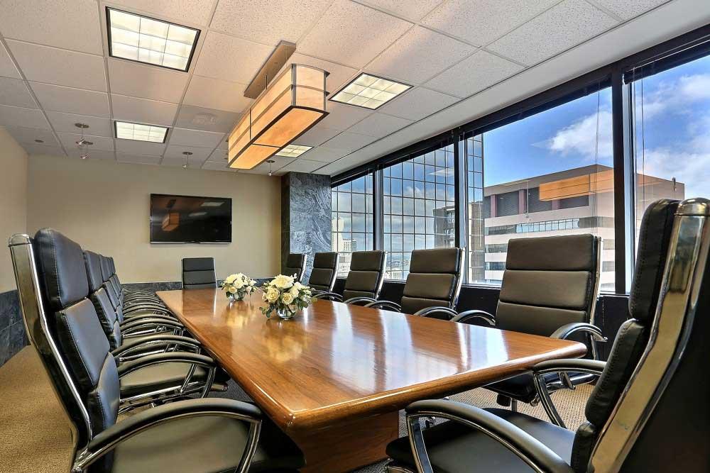 Denver conference board room interior designer denver co for Interior design denver