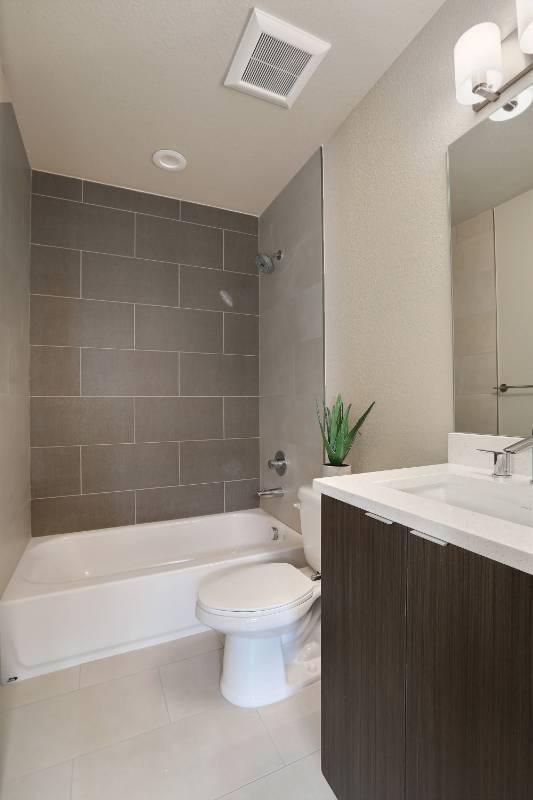 Uptown6 On Ogden Bathrooms Interior Designer Denver Co