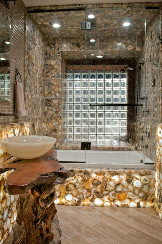 Livingston Custom Master Bath Interior Designer Denver Co