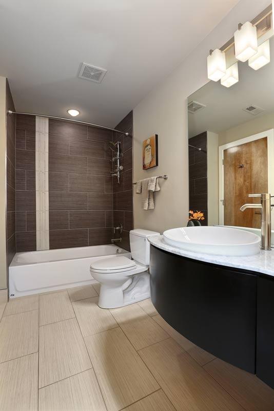 Greager Guest Bathrooms Interior Designer Denver Co