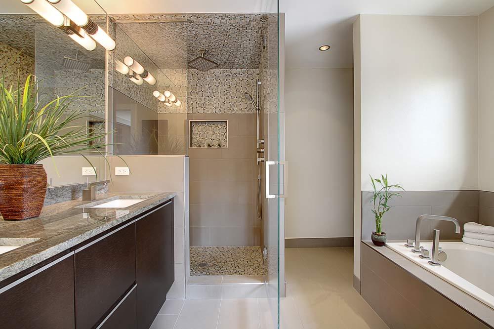 Tennyson bathroom remodel before after interior for Bath remodel denver co