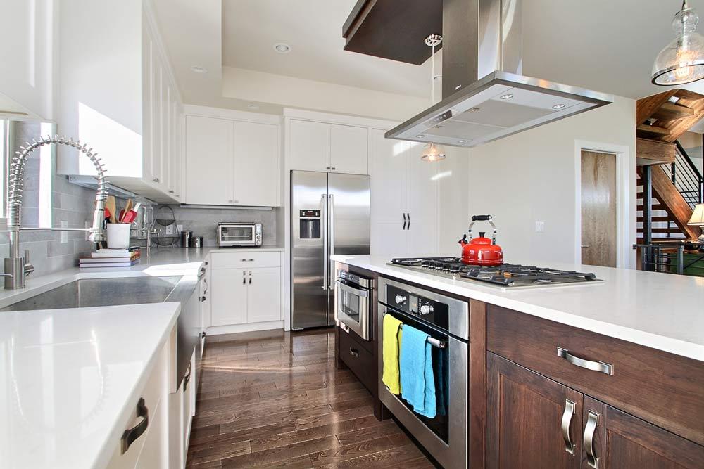 Burney Transitional Kitchen Interior Designer Denver Co
