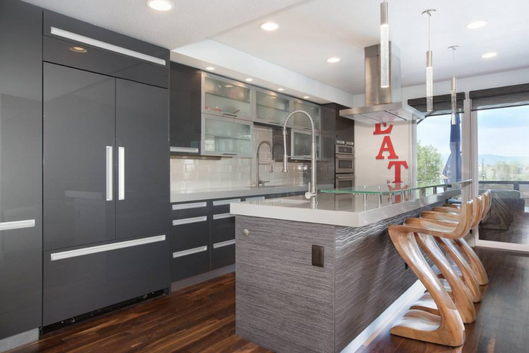 Gooden Townhome & Kitchen - Interior Designer Denver CO