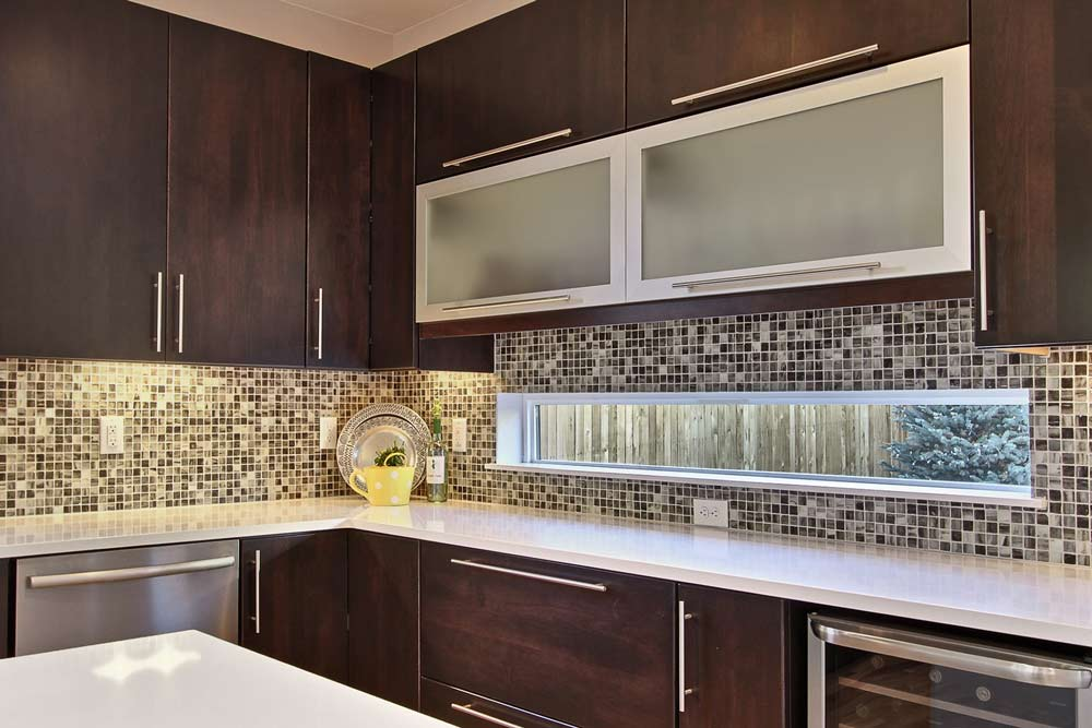 Grant St. Kitchen - Interior Designer Denver CO