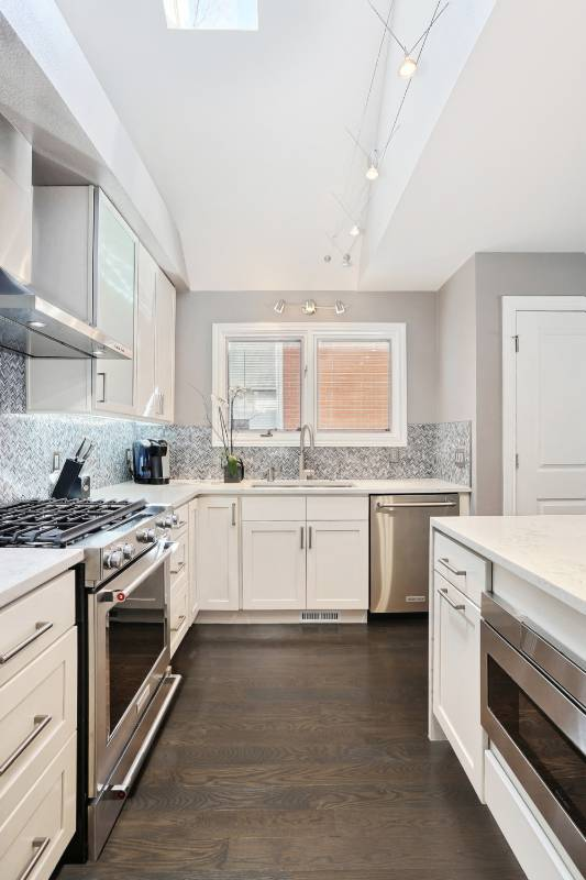 hudson kitchen and fireplace remodel interior designer denver co - Kitchen Fireplace
