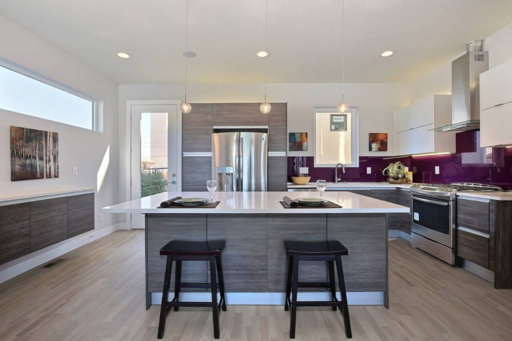 Sloan S Lake Lowell Townhomes Interior Designer Denver Co