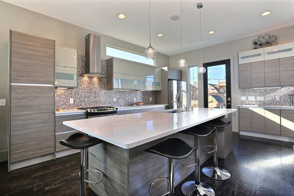 Lafayette Modern Kitchen Interior Designer Denver Co