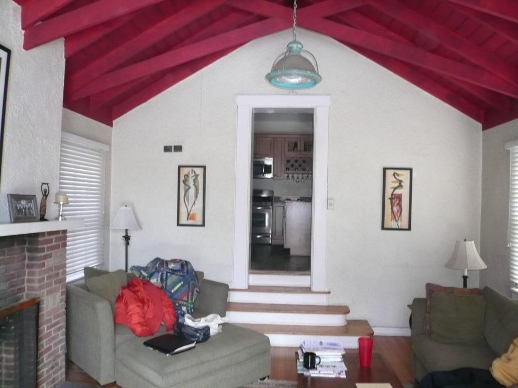 Wash Park Living Room Upgrade - Before & After - Interior Designer ...