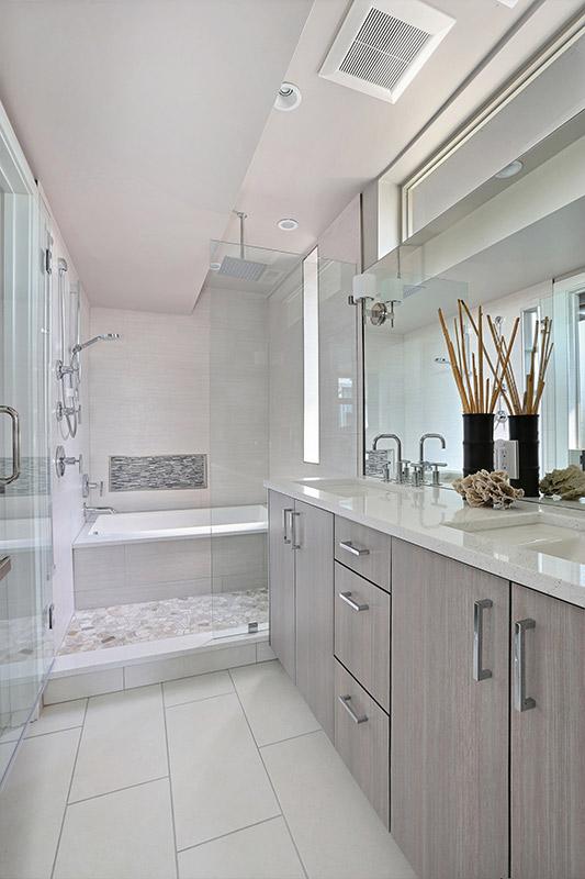 Irving Flats Bathrooms Unit 1 Interior Designer Denver Co