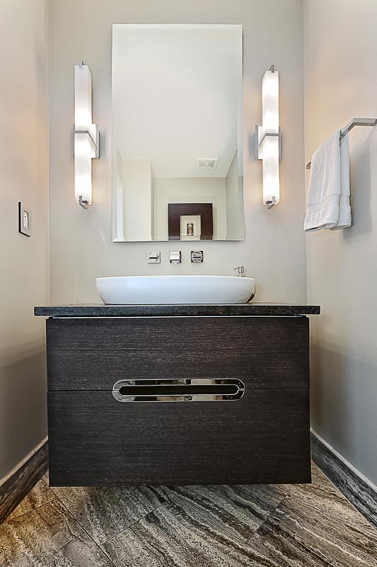 Penthouse Bathroom Before Amp After Interior Designer
