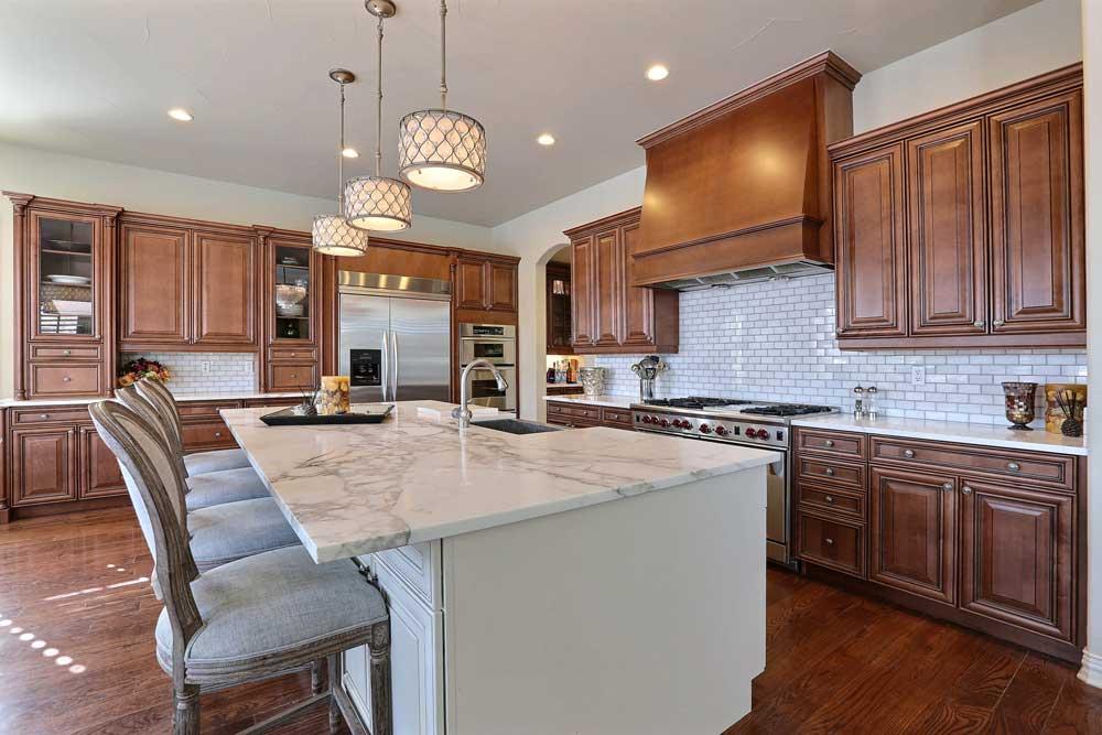 Geller Kitchen Remodel - Interior Designer Denver CO