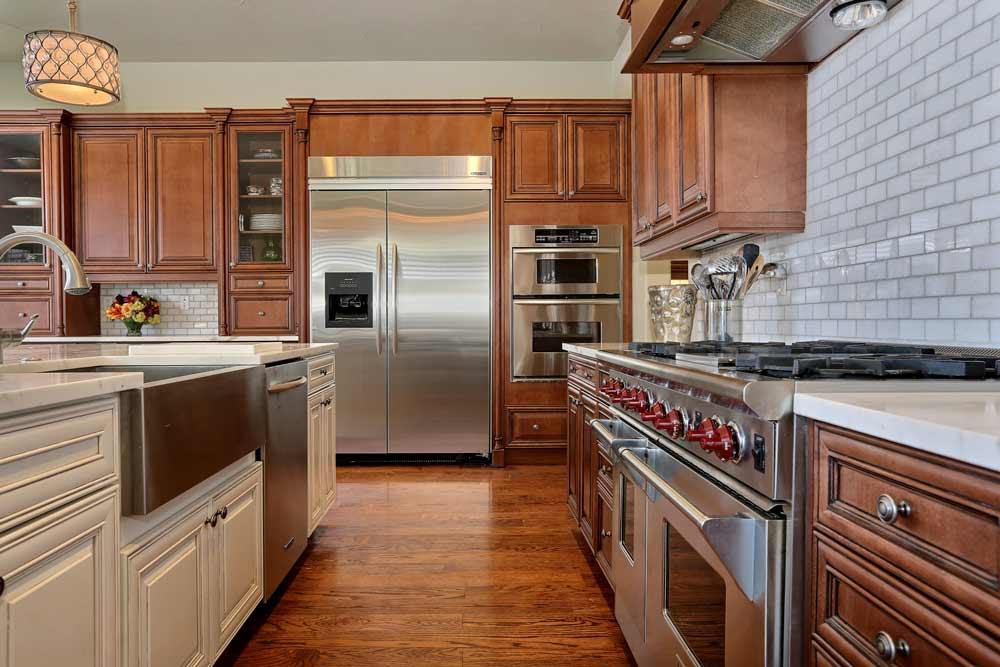 Geller kitchen remodel interior designer denver co for Kitchen remodel denver