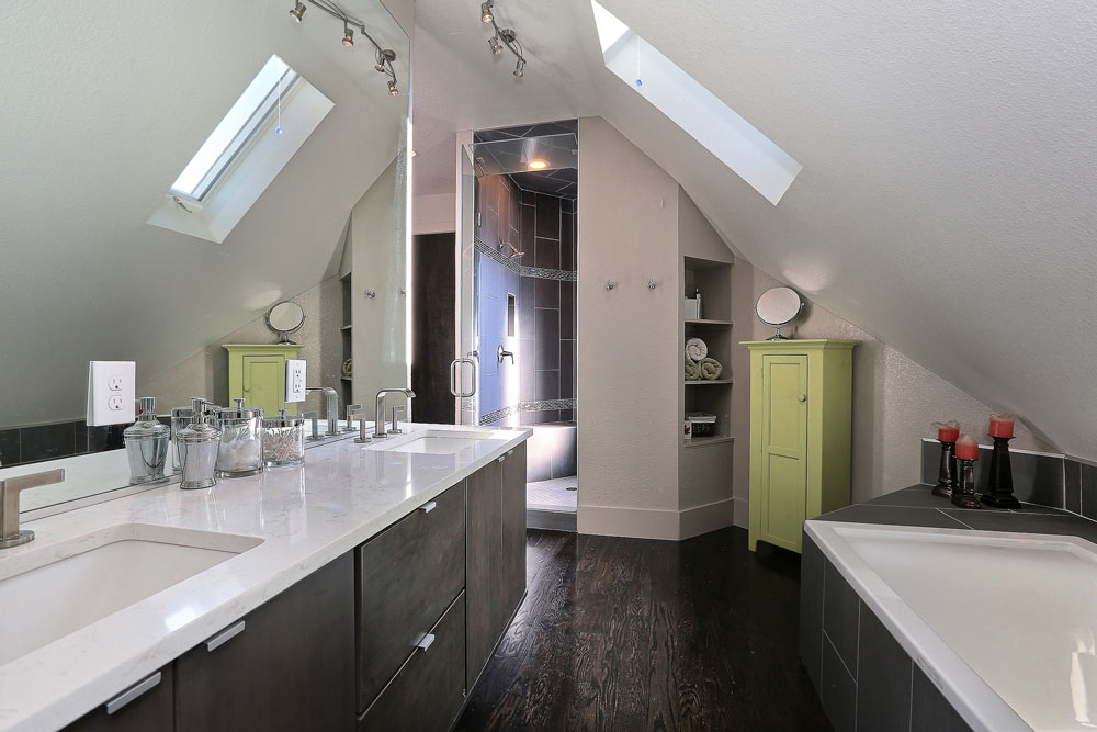 Lafayette Master Bathroom Interior Designer Denver Co