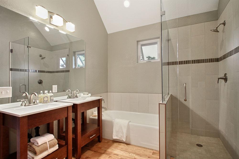 Lafayette duplex bathrooms interior designer denver co for Interior designers lafayette la
