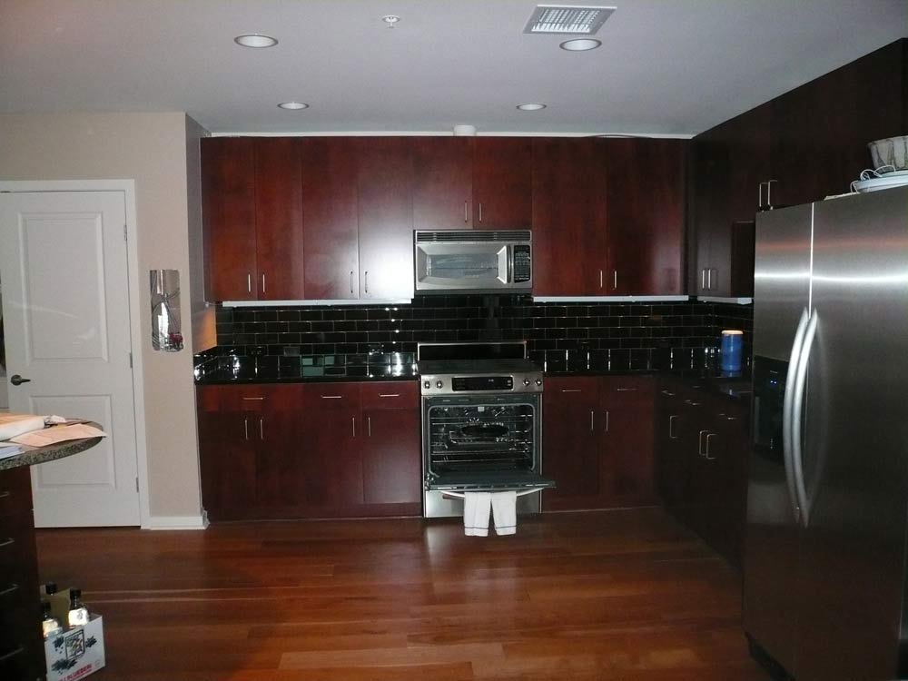 Penthouse Kitchen Remodel Before Amp After Interior