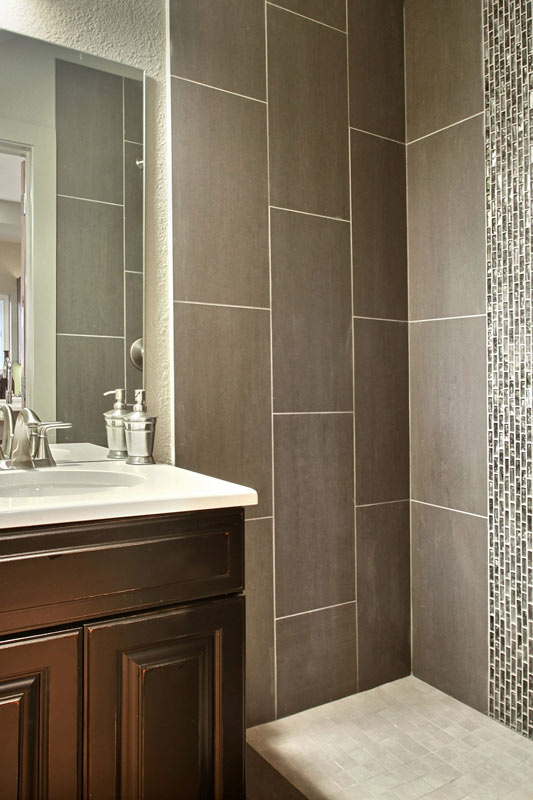 Lafayette Duplex Bathrooms Interior Designer Denver Co
