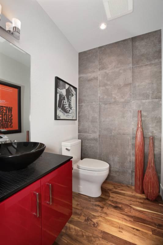 Gooden Townhome Bathrooms Interior Designer Denver Co