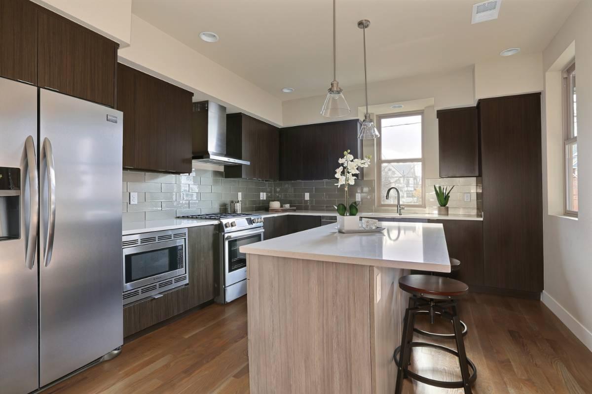 Uptown6 On Ogden Kitchens Interior Designer Denver Co