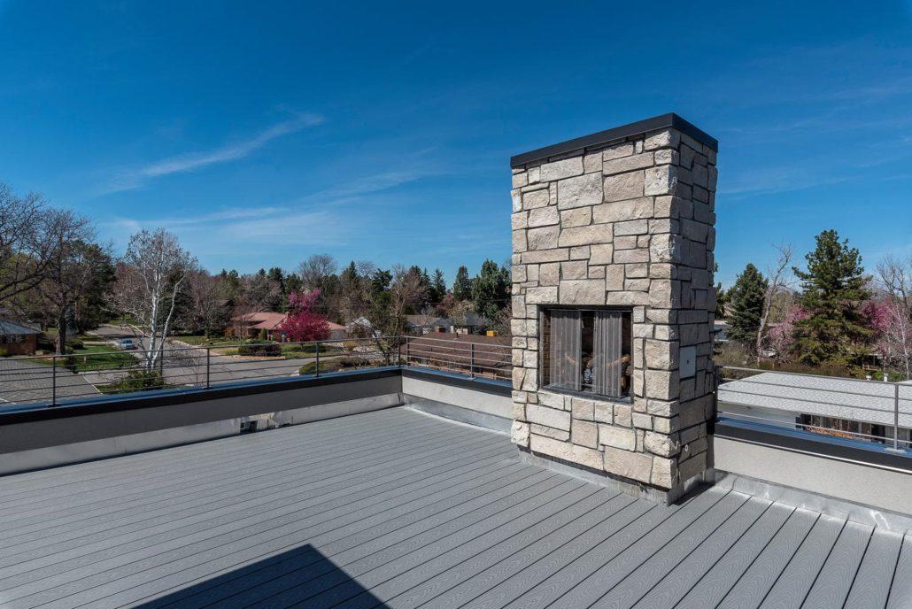 Crestmoor Remodel and Expansion - Interior Designer Denver CO